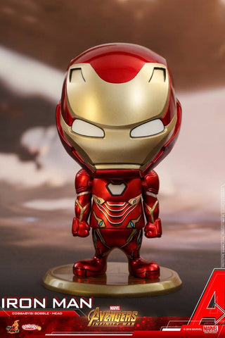 Hot Toys - COSB460 - Avengers: Infinity War - Iron Man Cosbaby Bobble-Head