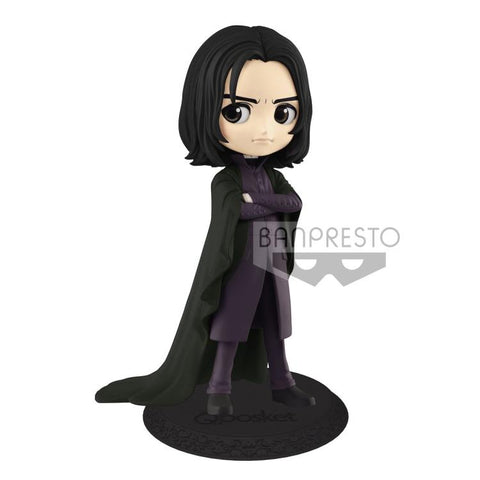 Banpresto - Q Posket - Harry Potter - Severus Snape (Normal Colour)