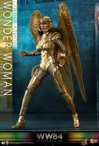 Hot Toys - MMS577 - Wonder Woman 1984 - Golden Armor Wonder Woman