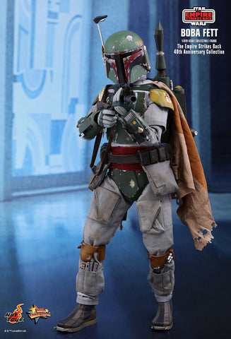 Hot Toys - MMS574 - Star Wars: The Empire Strikes Back - Boba Fett (40th Anniversary Collection)