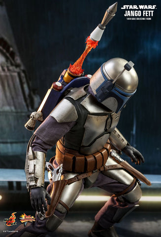Hot Toys - MMS589 - Star Wars: Attack of the Clones - Jango Fett