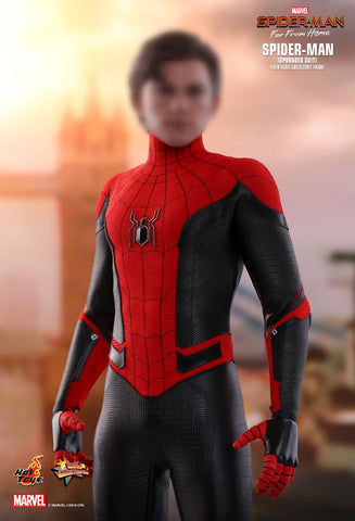 Hot Toys - MMS542 - Spider-Man: Far From Home - Spider-Man (Upgraded Suit)
