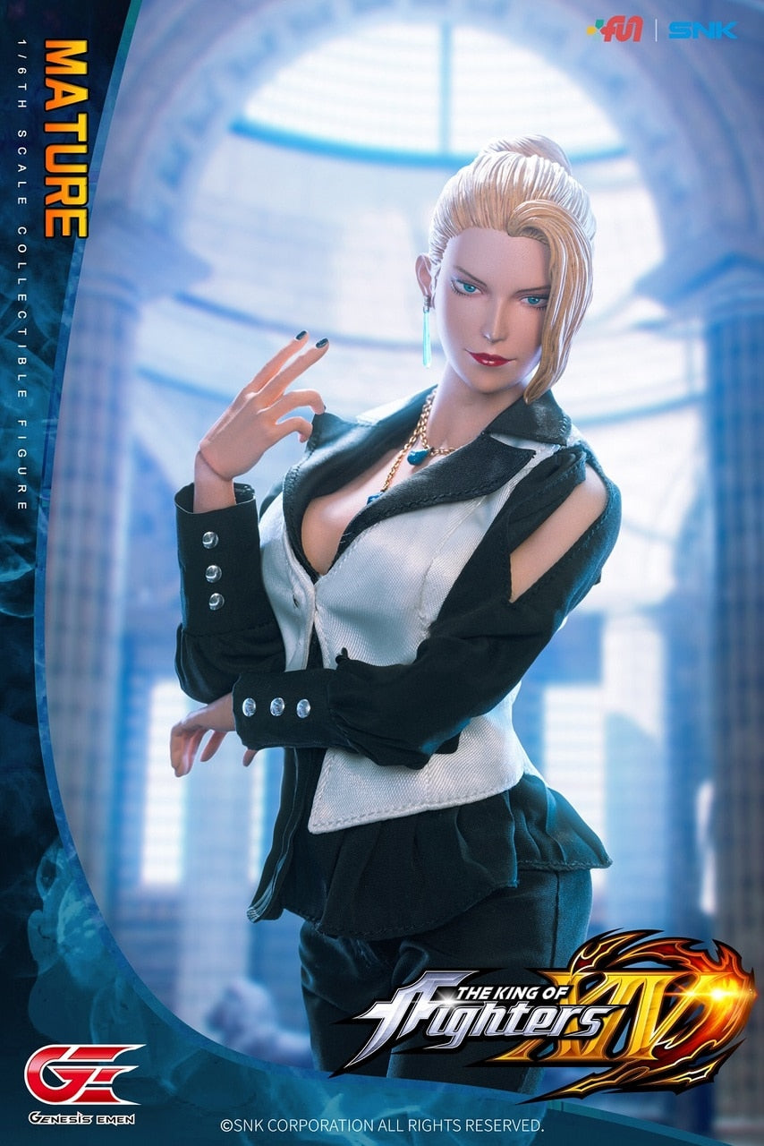 Genesis - The King of Fighters XIV - Mature (1/6 Scale)