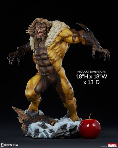 Sideshow Collectibles - Premium Format Figure - Marvel's X-Men - Sabretooth