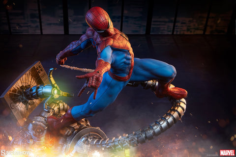Sideshow Collectibles - Premium Format Figure - Marvel - Spider-Man