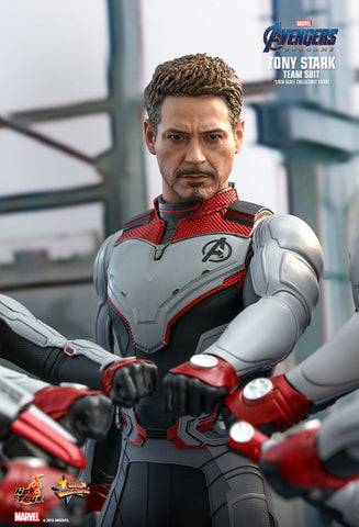 Hot Toys - MMS537 - Avengers: Endgame - Tony Stark (Team Suit)