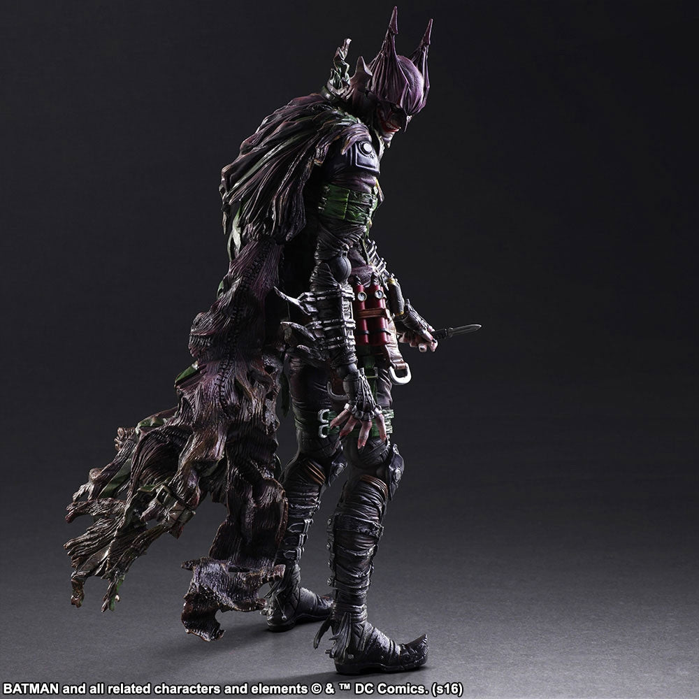 Play Arts Kai - DC Comics - Batman: Rogues Gallery Variant - Joker - Marvelous Toys - 5