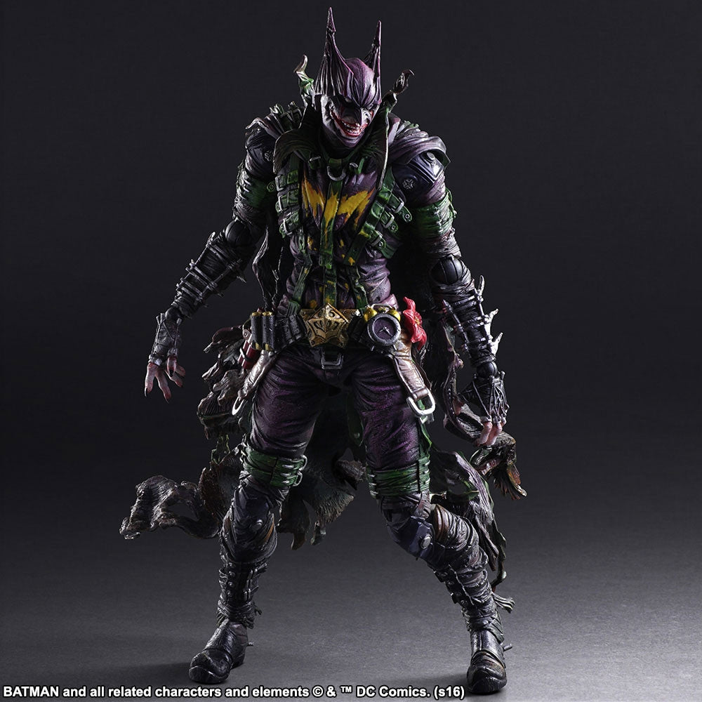Play Arts Kai - DC Comics - Batman: Rogues Gallery Variant - Joker - Marvelous Toys - 2