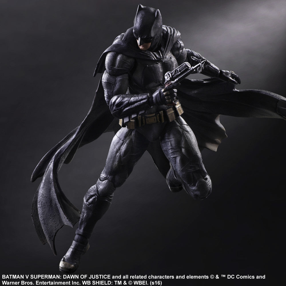 (IN STOCK) Play Arts Kai - Batman v Superman: Dawn Of Justice - Batman - Marvelous Toys - 1