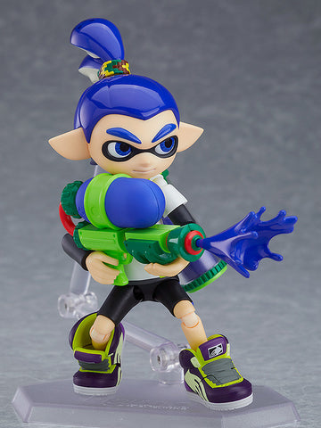 figma - 462 - Splatoon - Inkling Boy