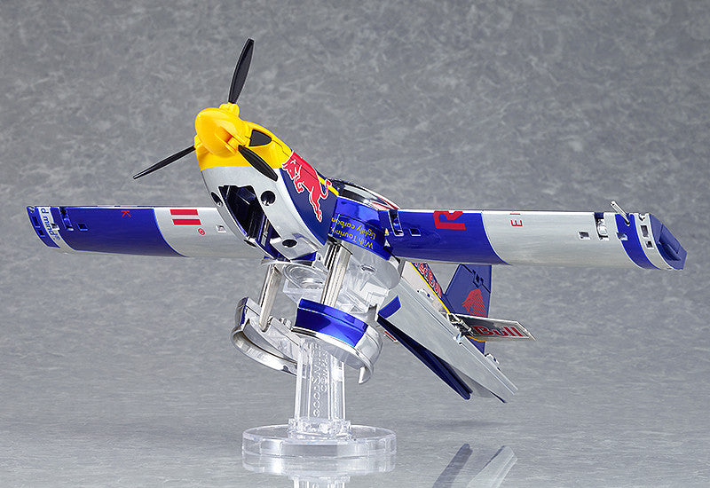 Good Smile Company - Red Bull Air Race Transforming Plane - Marvelous Toys - 3