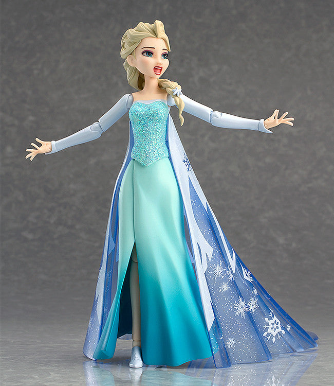 Good Smile Company - Figma - 308 - Frozen: Elsa and Olaf - Marvelous Toys - 4