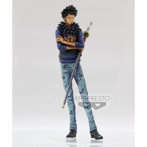 Banpresto - Grandista - One Piece - Trafalgar Law (Manga Dimensions)