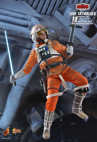 Hot Toys - MMS585 - Star Wars: The Empire Strikes Back - Luke Skywalker (Snowspeeder Pilot) (40th Anniversary Collection)