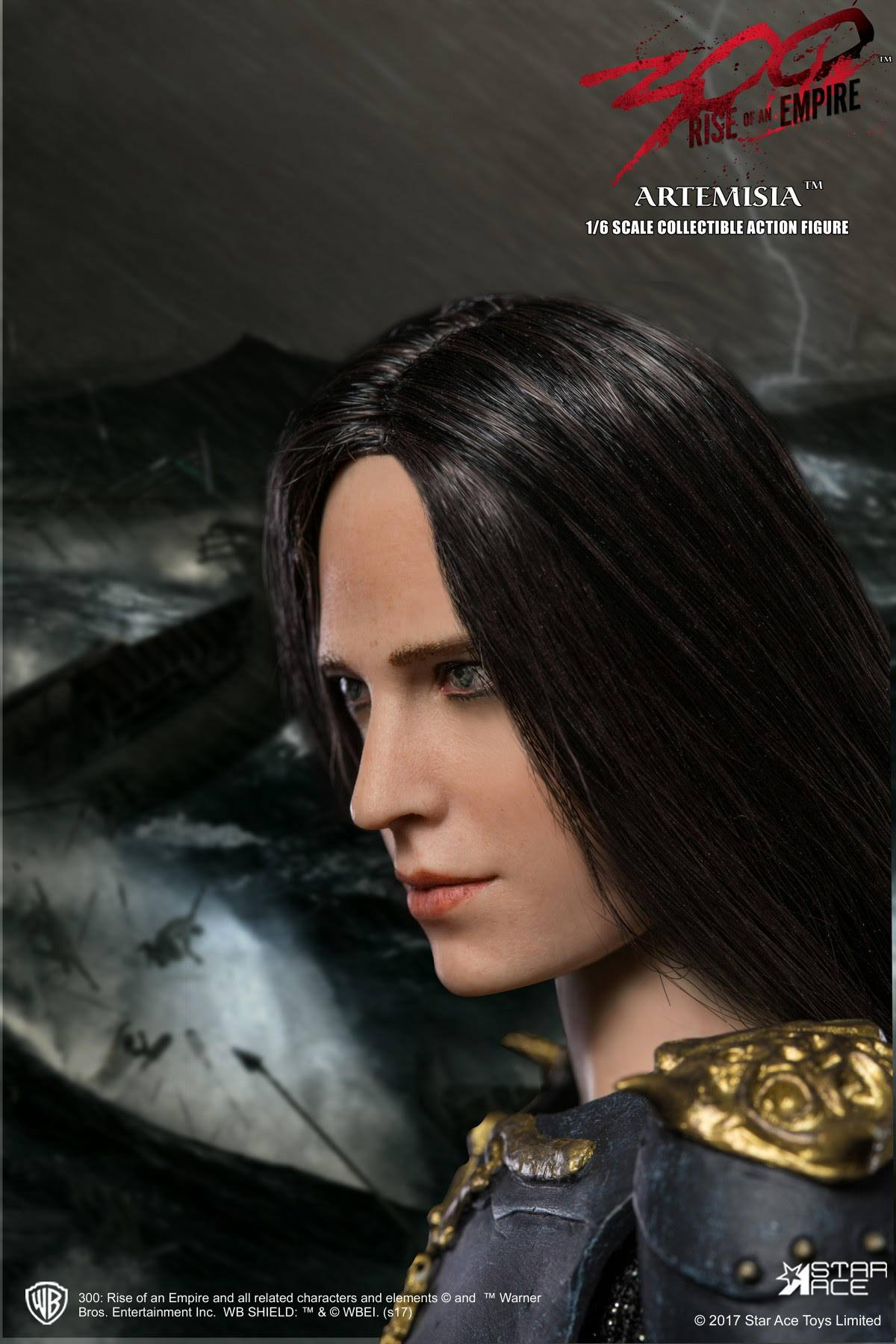 Star Ace Toys - 300: Rise of an Ampire - General Artemisia 2.0 (1/6 Scale)