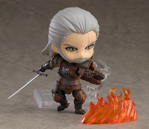 Nendoroid - 907 - The Witcher 3: Wild Hunt - Geralt of Rivia (Reissue)