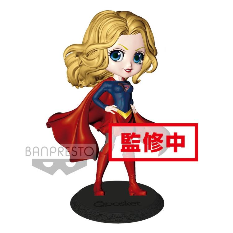 [EXTRA PO SLOT AVAILABLE!] Banpresto - Q Posket - DC Comics - Supergirl (Normal Colour)
