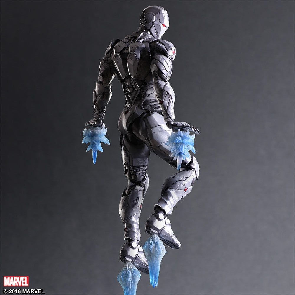 Play Arts Kai - Marvel Universe Variant - Iron Man (Limited Color Ver.) - Marvelous Toys - 2