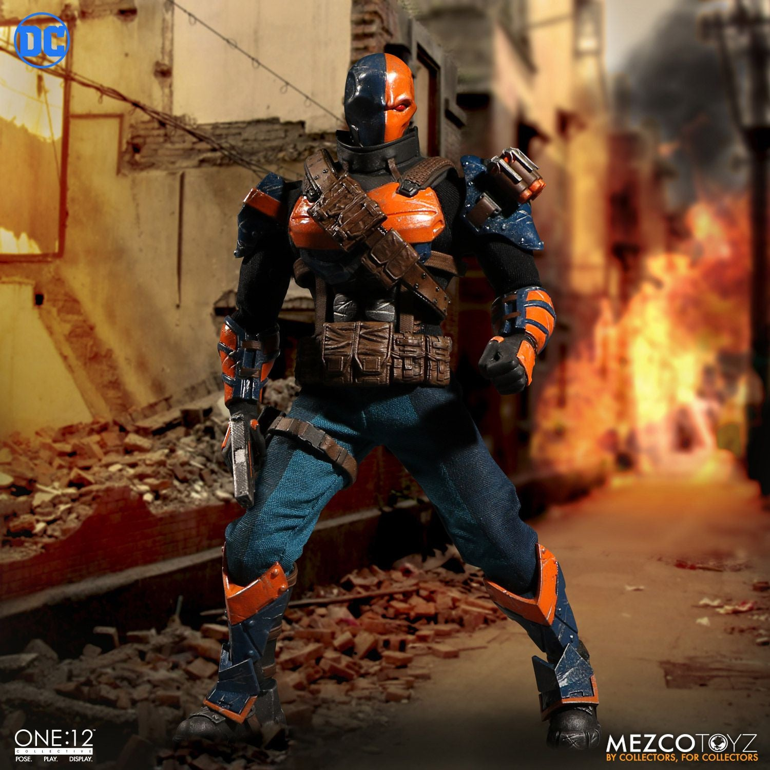 Mezco - One:12 Collective - Deathstroke - Marvelous Toys - 1