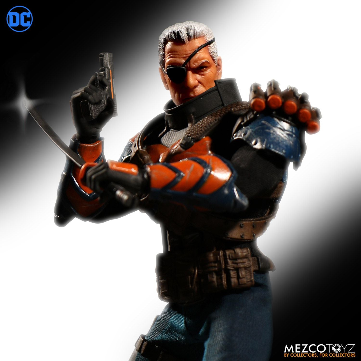 Mezco - One:12 Collective - Deathstroke - Marvelous Toys - 4