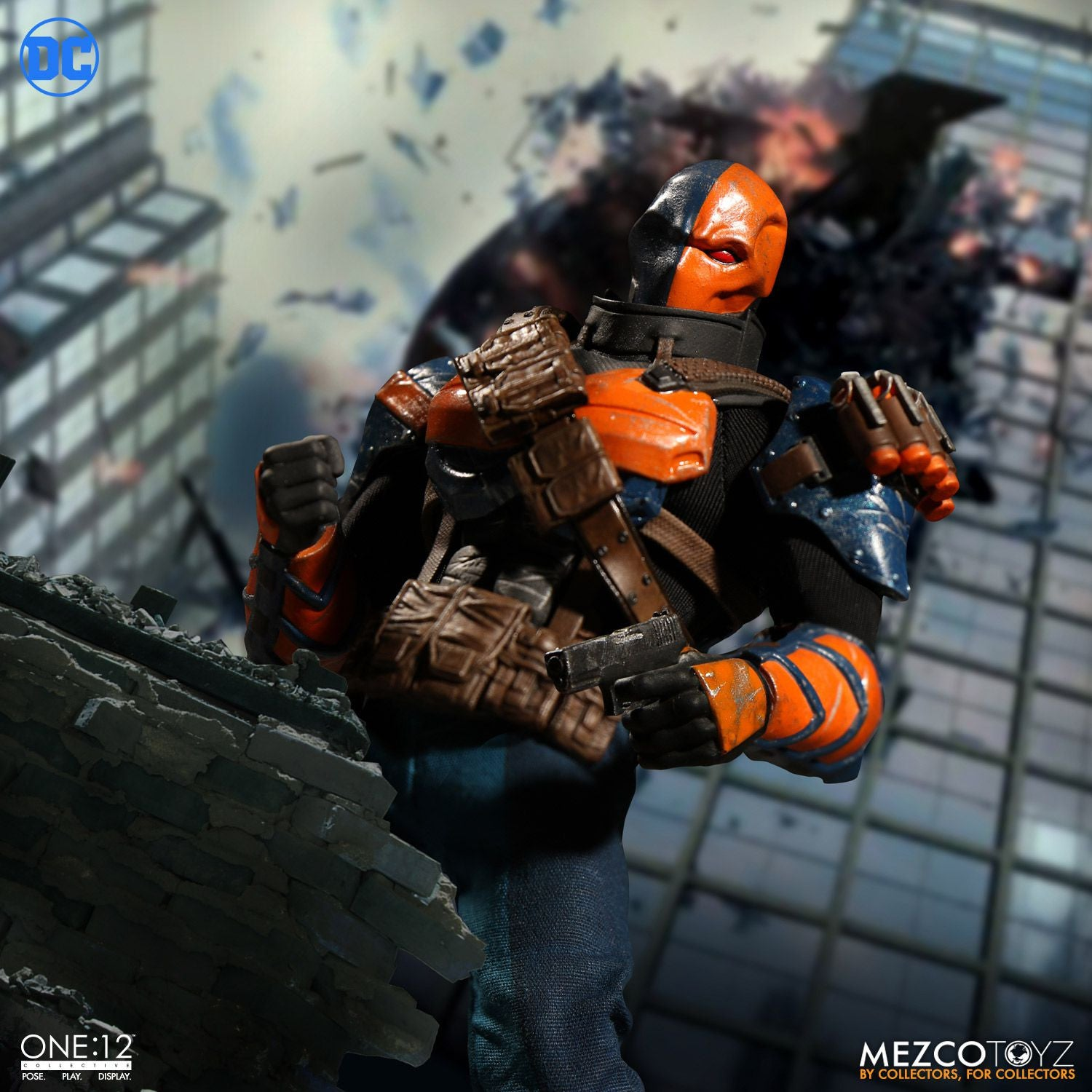 Mezco - One:12 Collective - Deathstroke - Marvelous Toys - 5