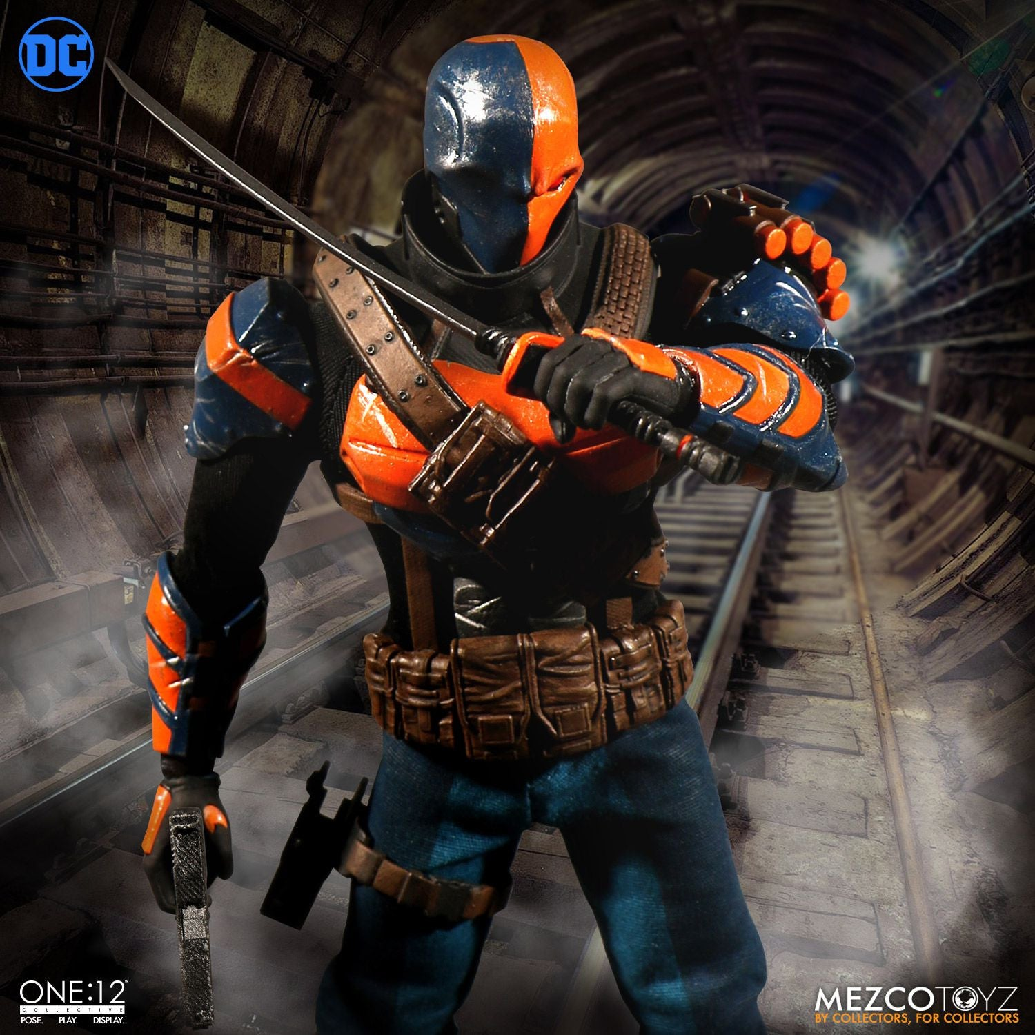 Mezco - One:12 Collective - Deathstroke - Marvelous Toys - 6