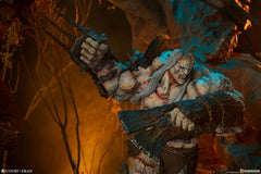 Sideshow Collectibles - Court of the Dead - Odium: Reincarnated Rage Maquette