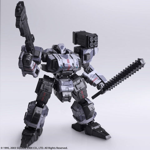 Square Enix - Wander Arts - Front Mission 1st - Frost (Urban Camo Variant)