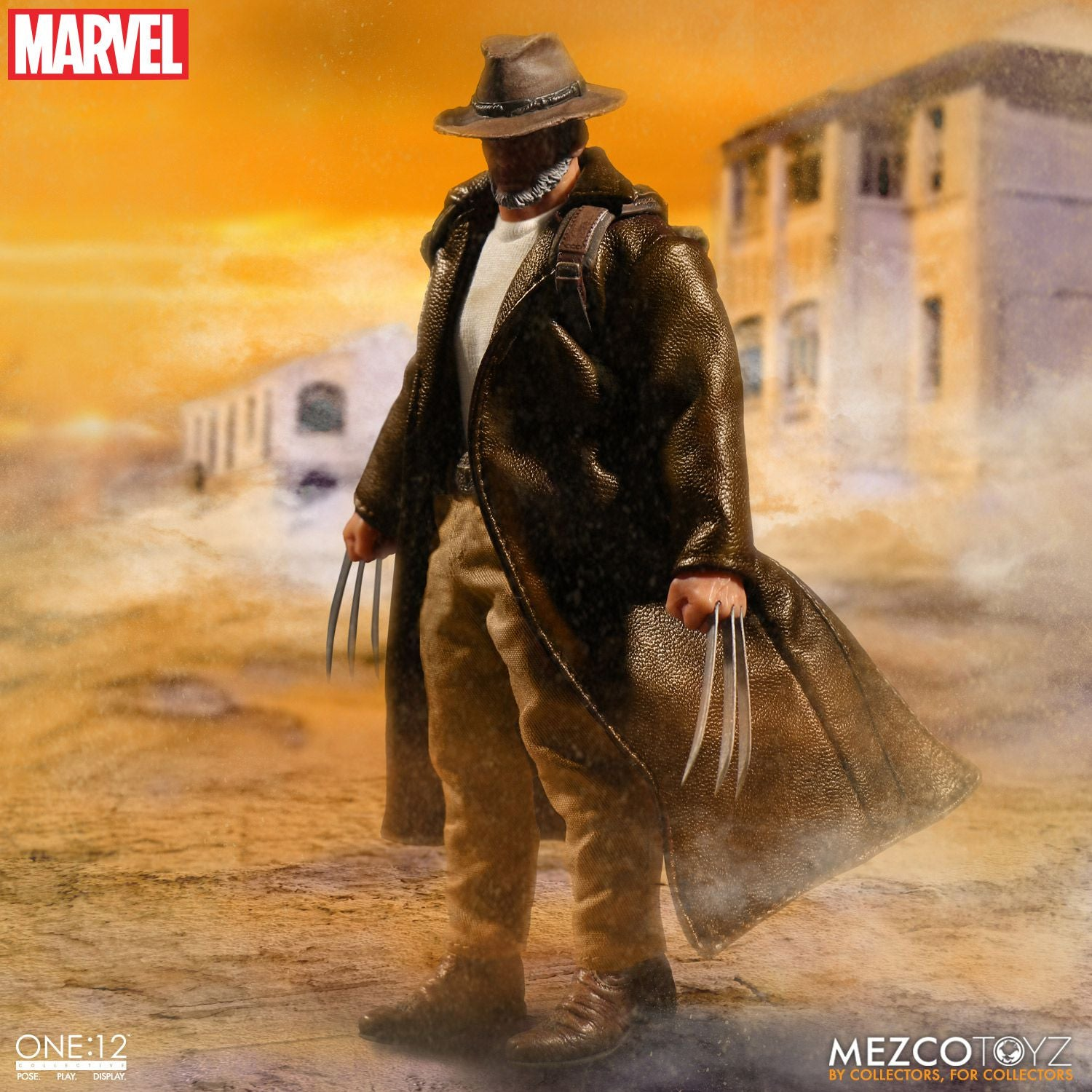 Mezco - One:12 Collective - Old Man Logan