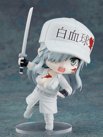 Nendoroid - 1579 - Cells at Work! Code Black - White Blood Cell (Neutrophil) (1196)