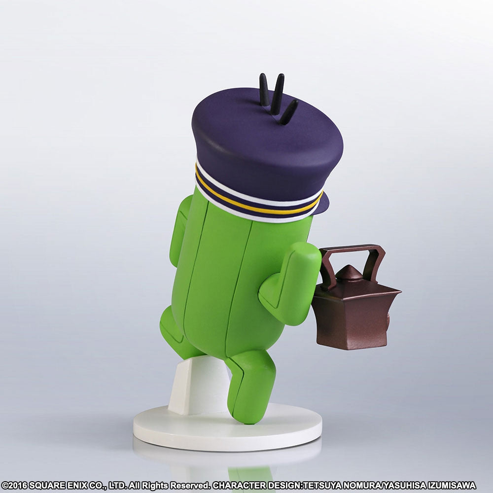 Static Arts Mini - World of Final Fantasy - Cactuar Conductor - Marvelous Toys - 3
