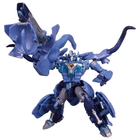 TakaraTomy - Transformers Legends - LG-EX Blue Big Convoy (TakaraTomy Mall Exclusive)