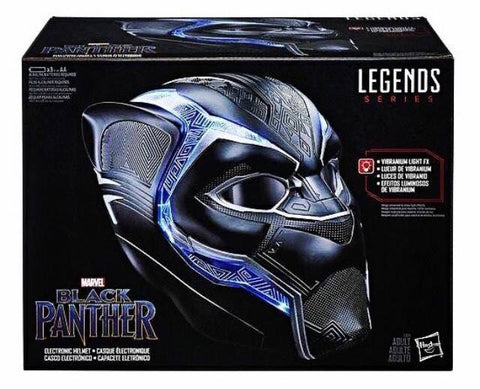(IN STOCK) Hasbro - Marvel Legends - Wearable Black Panther 1:1 Helmet