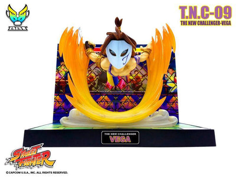 Bigboystoys - Street Fighter - The New Challenger Series T.N.C 09 - Vega
