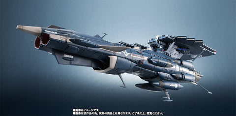 Bandai - Kikan Taizen - Space Battleship Yamato - 1/2000 UNCF Earth Federation Andromeda Class 3rd Ship - Apollo Norm