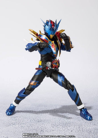 S.H.Figuarts - Masked Kamen Rider Build - Great Cross-Z (TamashiiWeb Exclusive)