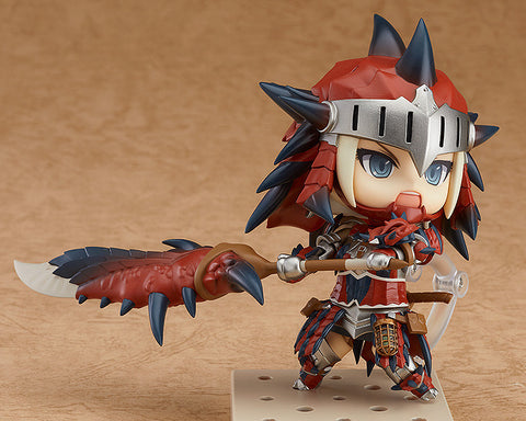 Nendoroid - 993 - Monster Hunter: World - Hunter (Female Rathalos Armor Edition)