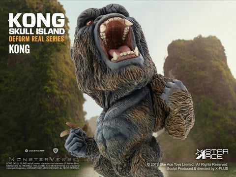 Star Ace Toys - Deform Real Series - Kong: Skull Island - Kong