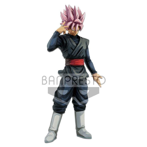 Banpresto - Dragon Ball Super - Grandista Manga Dimensions - Super Saiyan Rose Goku Black