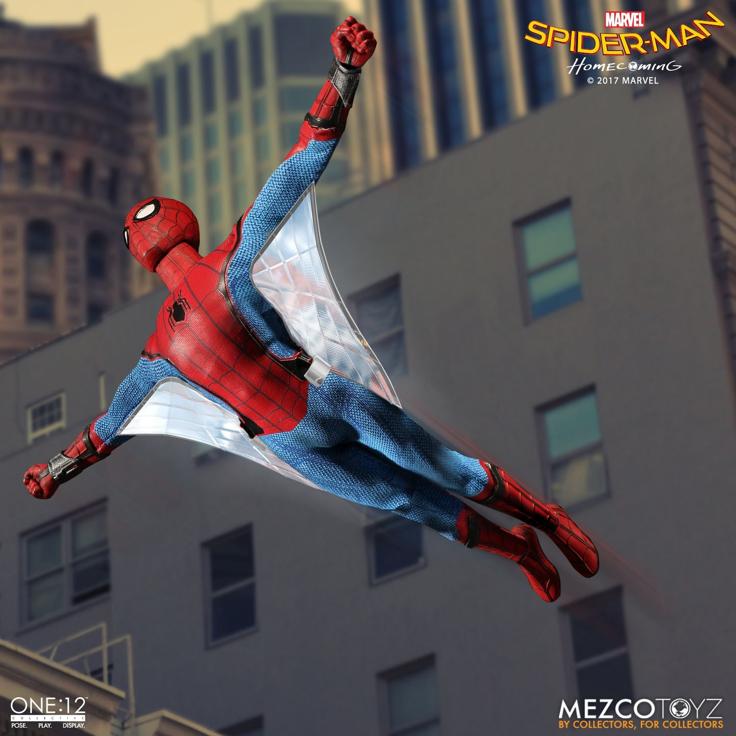 Mezco - One:12 Collective - Spider-Man: Homecoming