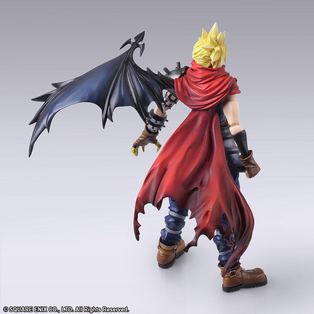Bring Arts - Final Fantasy VII - Cloud Strife (Another Form Variant)