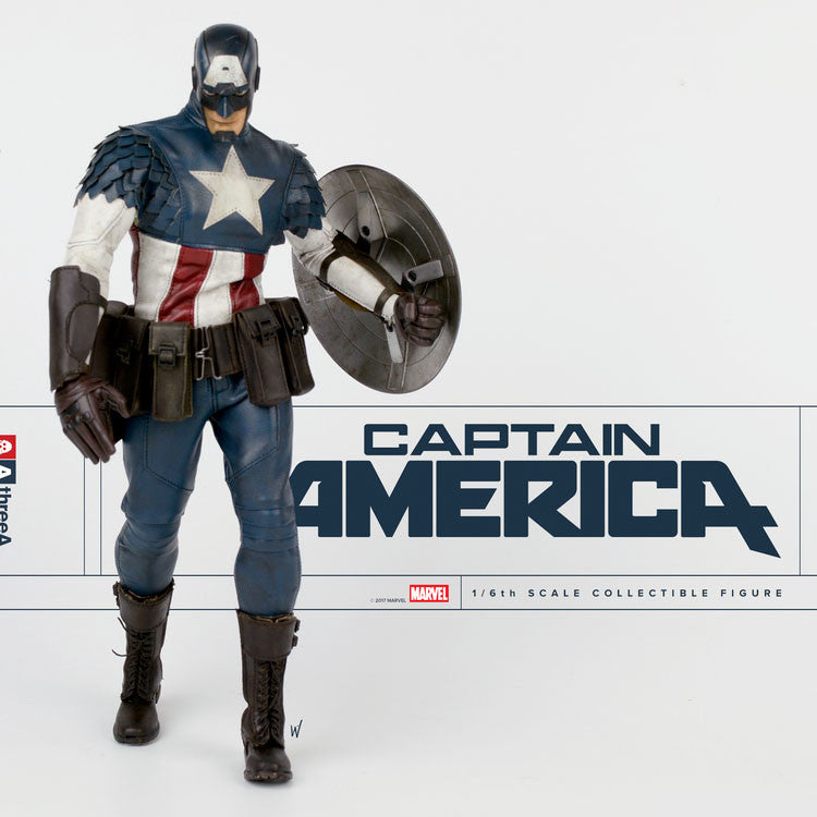 ThreeA - Marvel - Captain America