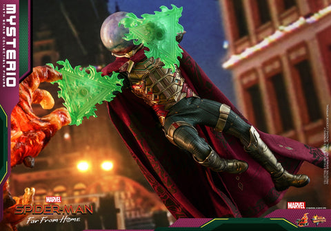 Hot Toys - MMS556 - Spider-Man: Far From Home - Mysterio