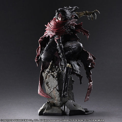 Static Arts Gallery - Final Fantasy VII: Advent Children - Vincent Valentine - Marvelous Toys - 1
