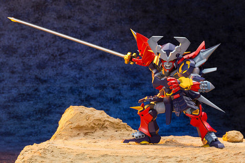 Kotobukiya - S.R.D-S - Super Robot Wars Original Generations - Dygenguar Plastic Model (Reissue)