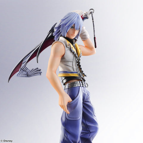 Static Arts Gallery - Kingdom Hearts II - Riku