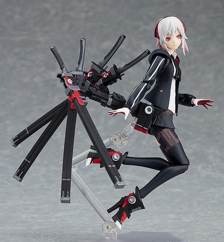 figma - 422 - Heavily Armed High School Girls - Shi