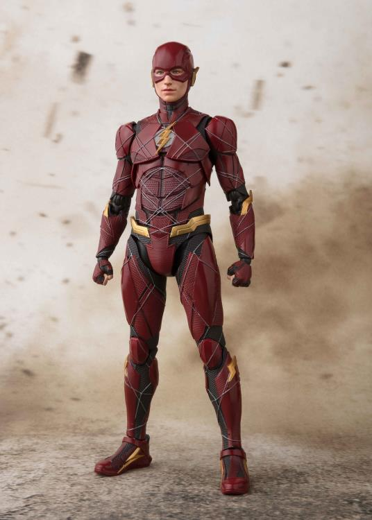 S.H.Figuarts - Justice League - The Flash (TamashiiWeb Exclusive)