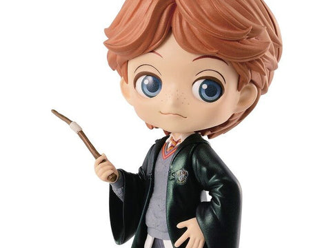 Banpresto - Q Posket - Harry Potter - Ron Weasley (Pearl Ver.)