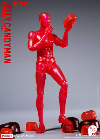 Damtoys - Pocket Elite Series - DPS03 - Real-Action Attribute - Jelly Candyman (1/12 Scale)